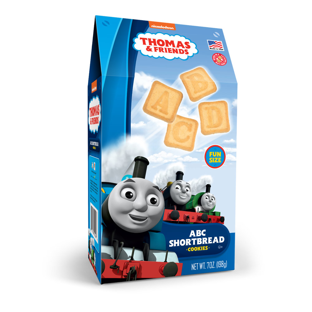 Thomas & Friends ABC Shortbread Cookie Pinnacle Box