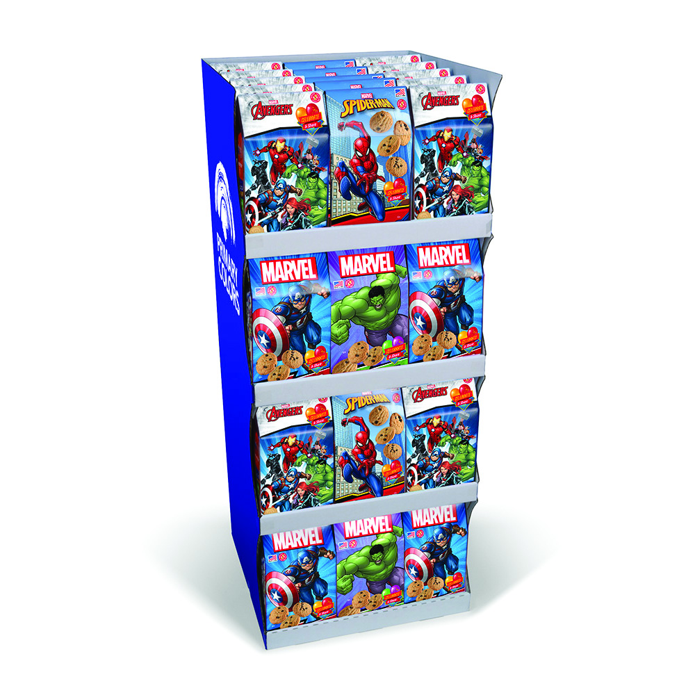 Assorted Marvel Pinnacle Universal Standup Shipper