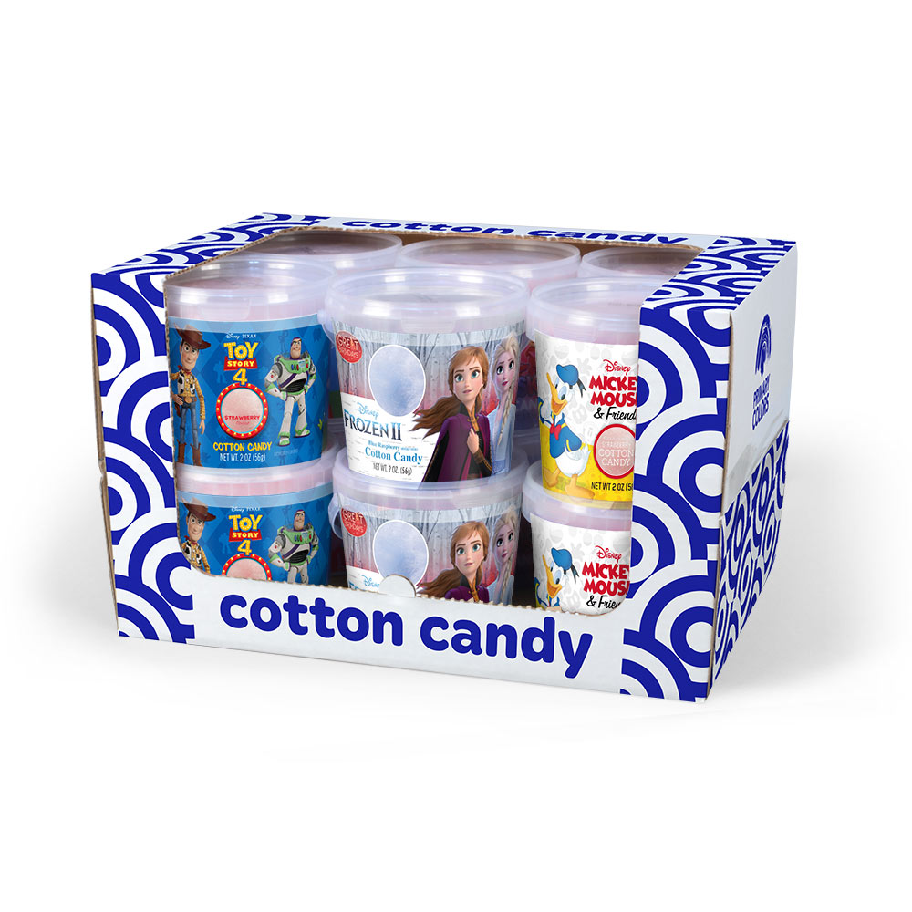 Disney Brands Cotton Candy Cut Case