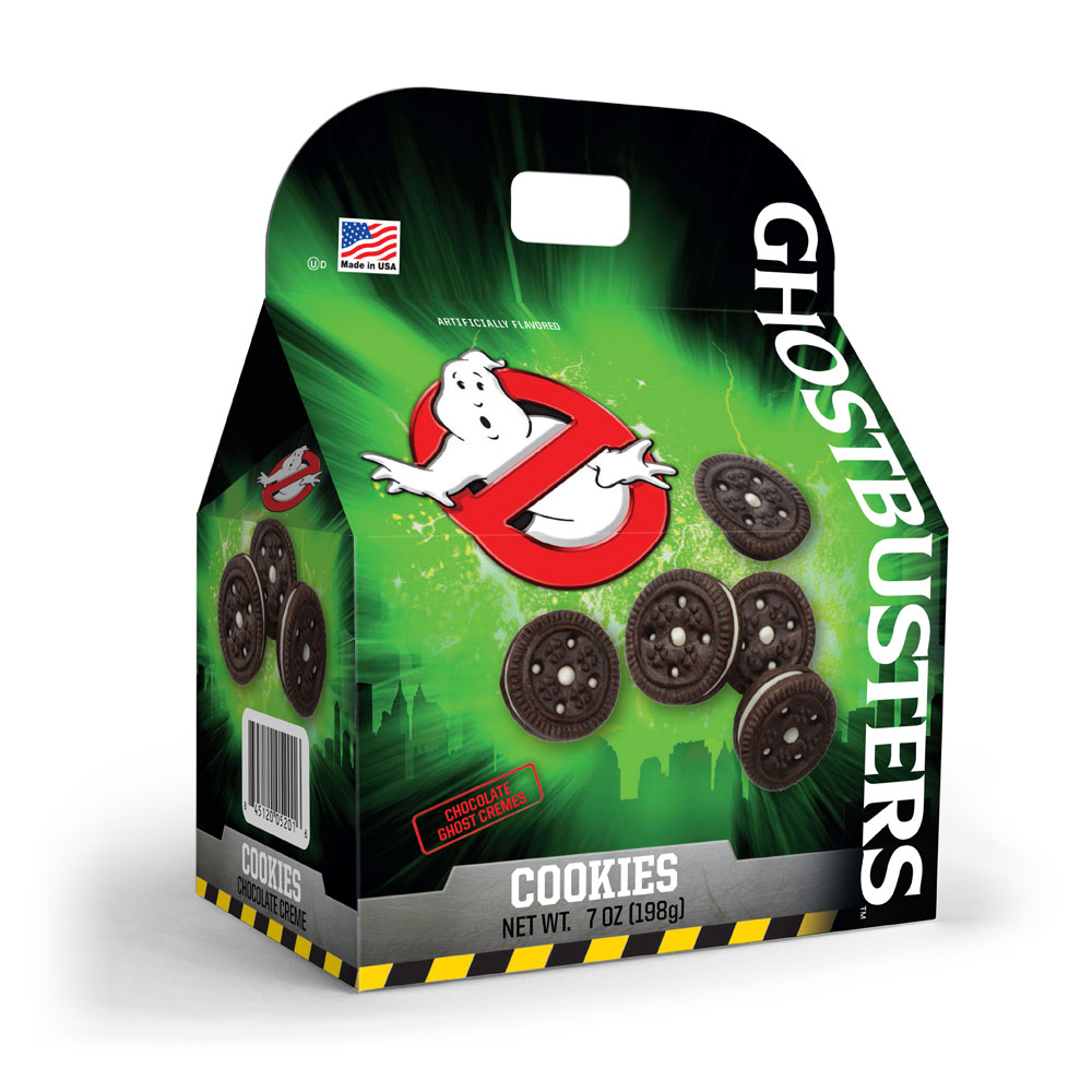 Ghostbusters Chocolate Crème Gable Box