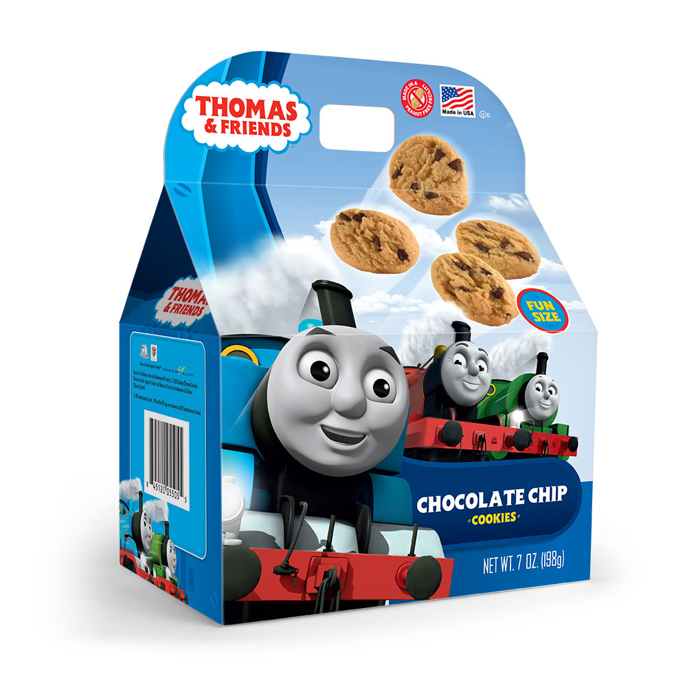 Thomas & Friends Chocolate Chip Cookie Gable Box