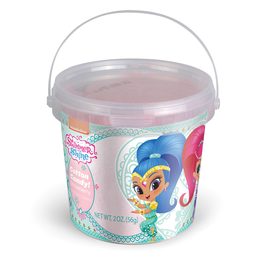 2.0oz Shimmer N Shine Spring Cotton Candy Tub